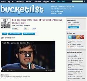 bucketlist.org