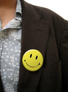 thebadge smiley