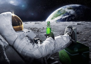 holidays in space